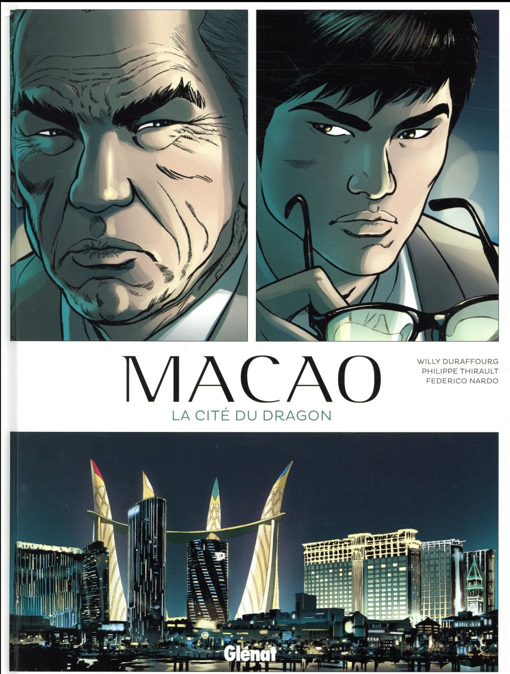 MACAO - TOME 01